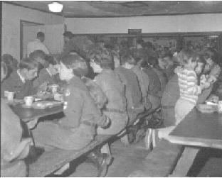 [mess hall picture]